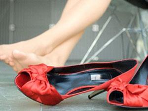 Что делать, если туфли жмут?