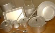 Чистка алюминиевой посуды – правила для хозяек