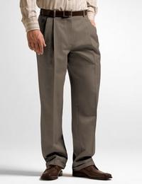 Как правильно утюжить мужские брюки.