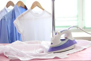 Как отпарить шелковое платье