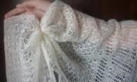 Как отбелить пуховой белый платок – советы хозяйкам