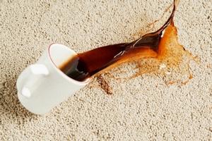 Как отстирать пятна от кофе