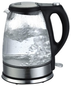 Чайник пахнет пластиком