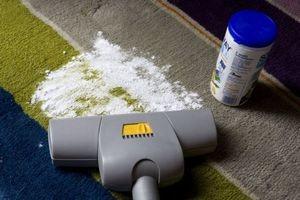 Чем почистить палас дома