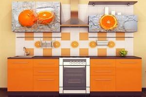 Как обновить кухонный гарнитур своими руками покрасив его фото