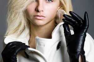 Уход за кожаными перчатками