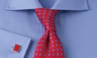 Как постирать галстук и погладить его?