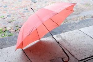 Как правильно сушить зонт