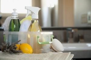 Как вывести грибок в ванной
