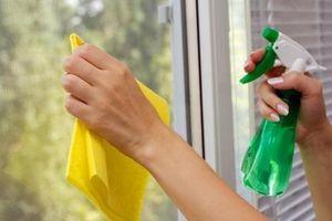 Чем можно мыть пластиковые окна