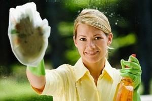 Как отмыть пластиковые окна