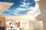 Как мыть натяжные потолки – матовые, глянцевые и тканевые