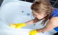 Как очистить ванну в домашних условиях – пусть все сияет чистотой