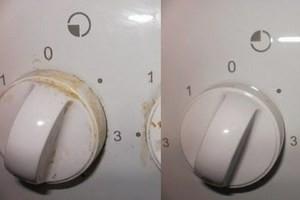 Как помыть ручки газовой плиты