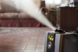 Чем увлажнить воздух в комнате