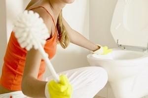 Забился унитаз – как прочистить