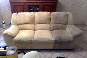 Чем почистить диван в домашних условиях