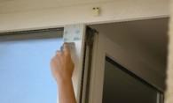 Как снять защитную пленку с пластиковых окон – советы мастеров