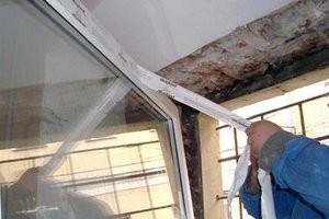 Как снять солнцезащитную пленку с пластиковых окон
