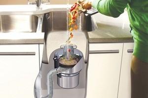 Установка измельчителя пищевых отходов