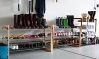 Хранение обуви – лучшие советы по уходу