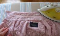 Как погладить рубашку – секреты хозяйкам на заметку