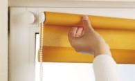 Как стирать рулонные шторы, чтобы не повредить ткань?