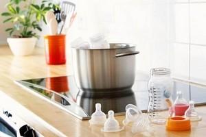 Как стерилизовать детские бутылочки