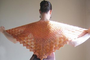 Как стирать пуховой платок