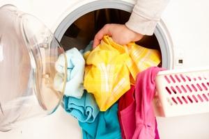Как стирать вещи которые линяют