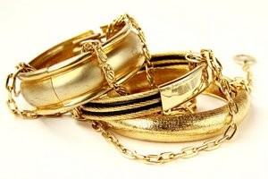 Чем чистить золото чтобы блестело