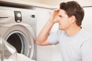 Стиральная машина плохо сливает воду