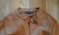 Как погладить куртку из кожзаменителя и не испортить материал?
