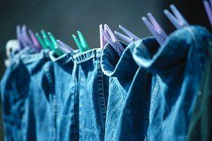 Как стирать джинсы в машинке