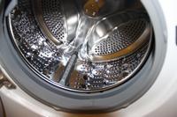 вода в барабане стиральной машины