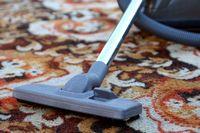 чистим ковровое покрытие