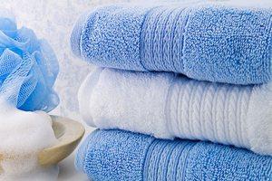 Почему после стирки полотенца жесткие
