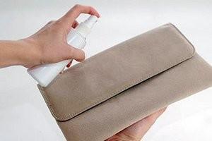Уход за замшевой сумкой