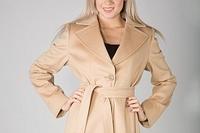 чистим пальто из кашемира