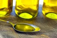 пятна растительного масла