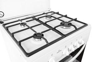 как почистить решетку газовой плиты