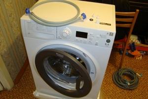как установить стиральную машинку чтобы не прыгала
