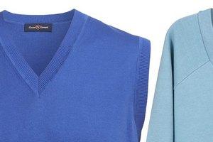 как стирать хлопковый свитер