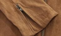 Как почистить замшевую куртку дома от грязи и залоснившихся участков