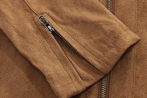 как почистить замшевую куртку