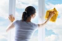 отмыть окна