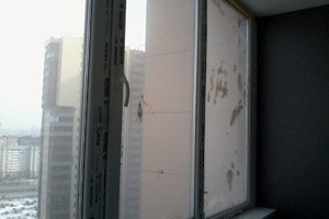чем отмыть пластиковые окна после ремонта