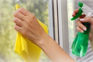 как отмыть окна без разводов