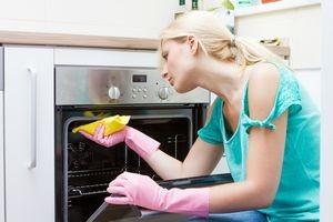 Кухня блестит, или как готовить чисто