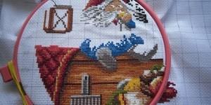 Как стирать вышивку крестом – несколько советов от настоящих рукодельниц